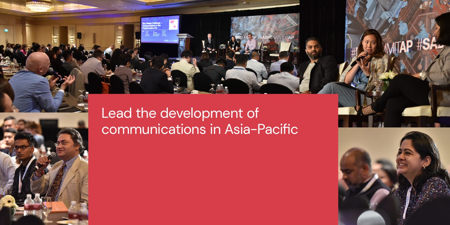 Asia-Pacific Association of Communication Directors | LinkedIn
